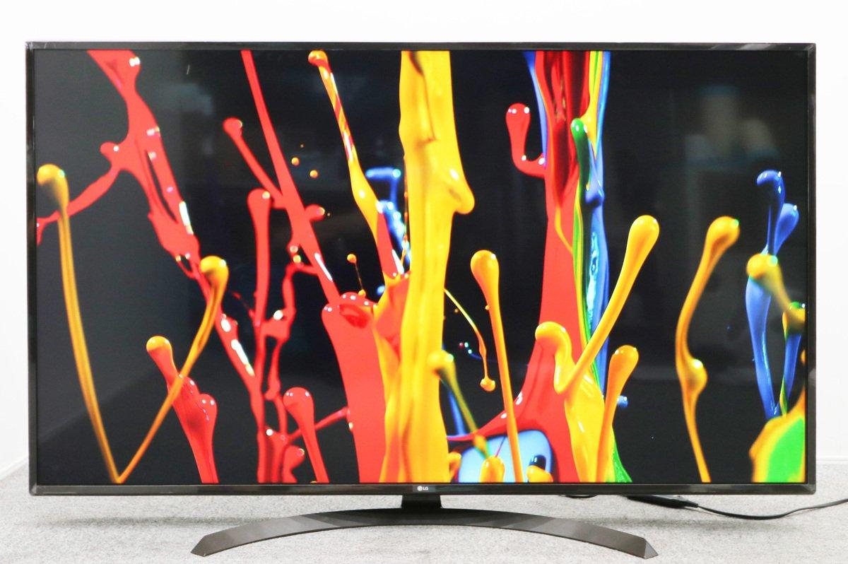 LGエレクトロニクス 65インチ 4K 液晶テレビ 65UJ630A
