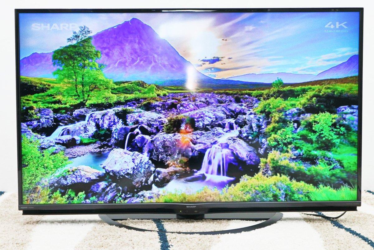 SHARP シャープ AQUOS 4K液晶テレビ 4T-C50AJ1