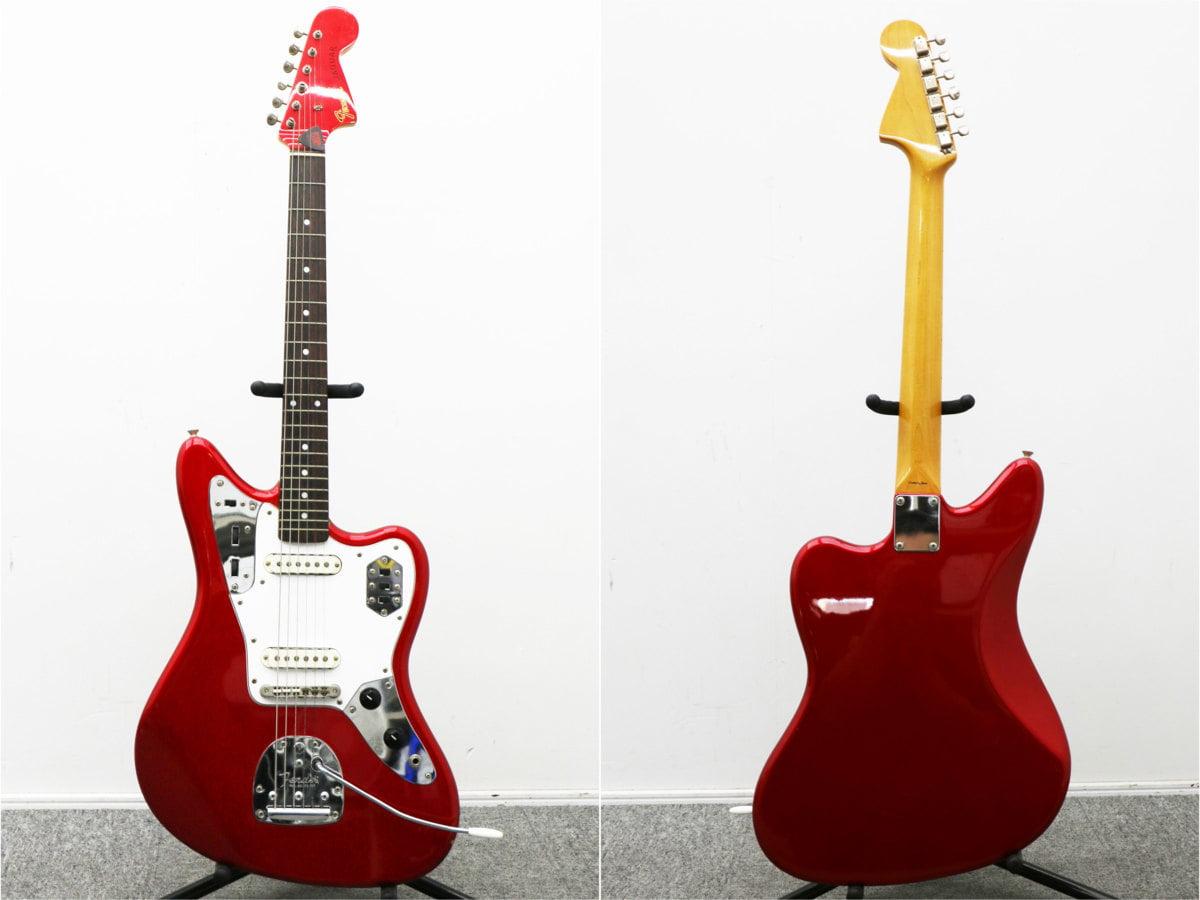 Fender フェンダー JAGUAR ジャガー エレキギター 日本製